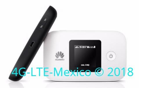 Huawei LTE modem configurado para las frequencias de Mexico $2995 pesos