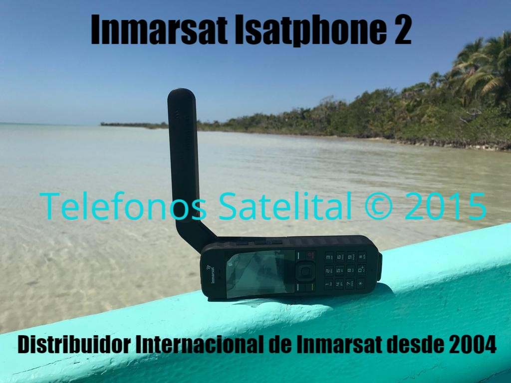 The perfect combo for your Imarsat Isatphone 2